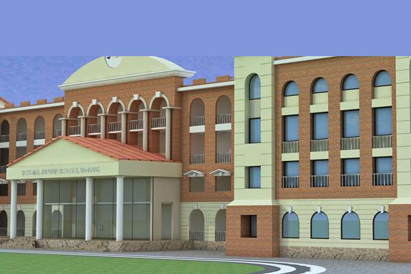 jaipuria school parao campus
